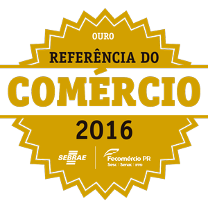 Selo referencia do comercio